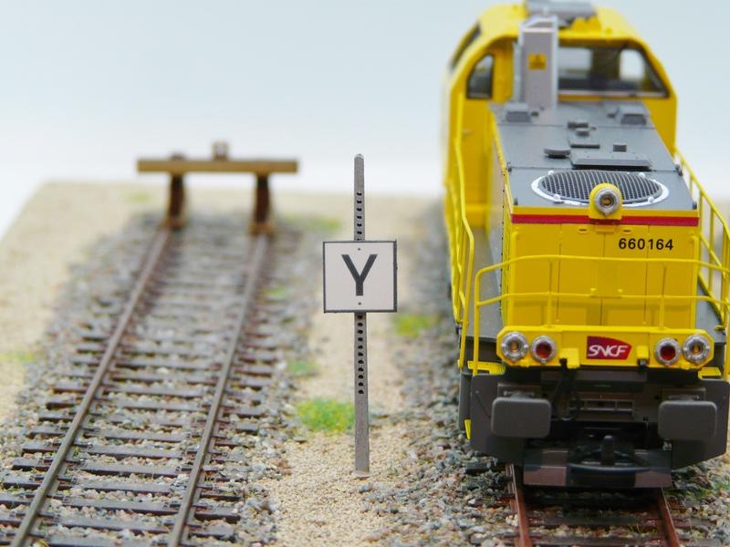 Panneau « Y »