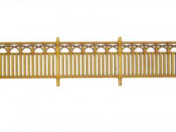Barrière type 2 - 54 centimètres