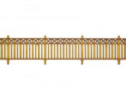 Barrière type 3 - 54 centimètres
