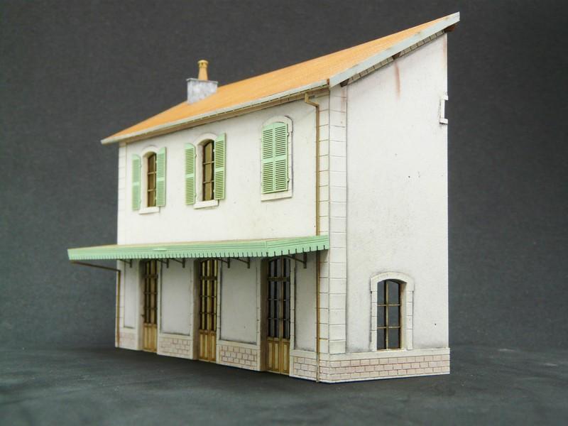 Demi-Gare 3 Portes