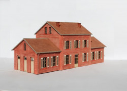 Gare Compagnie du Nord