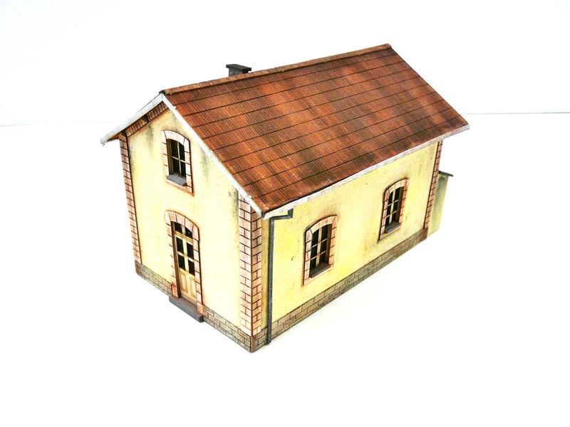 Maison de Garde Barrières PLM