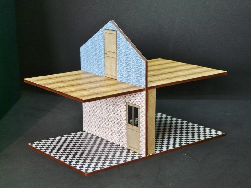 amenagement maison garde barriere