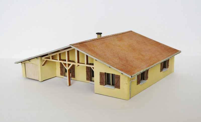 maison martinaux - Maquette Maison A Construire