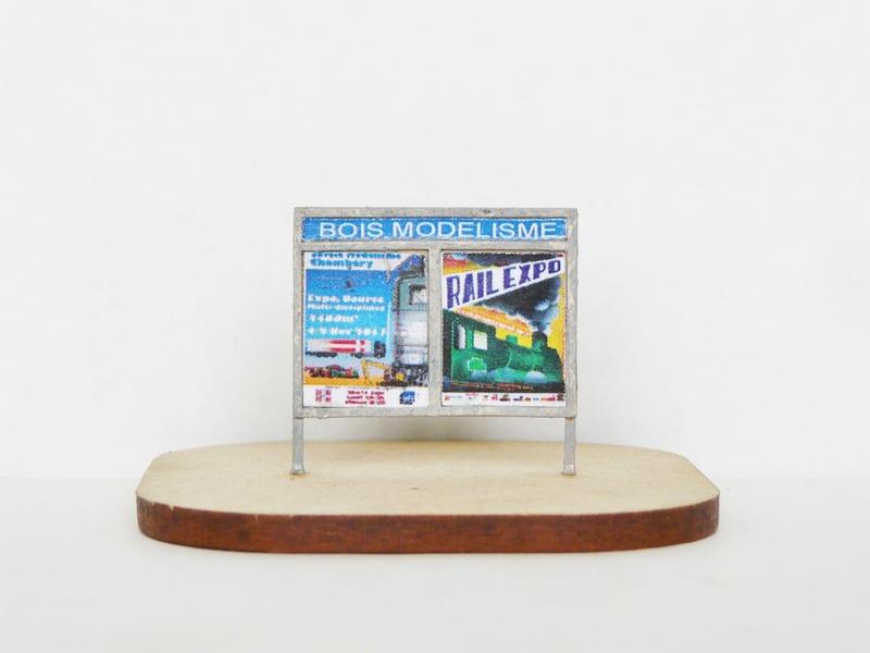 Pancartes de quai ultra-détaillées