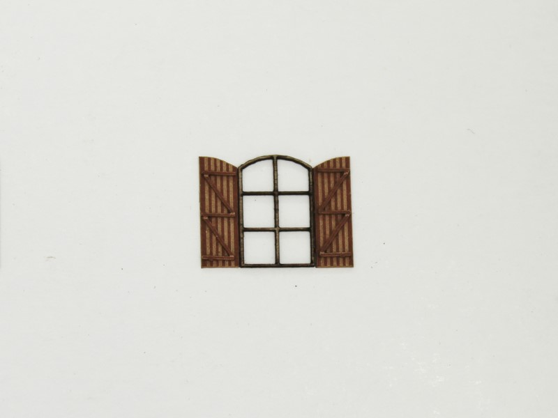 Lot de fen tres et de portes plm bois mod lisme for Affichage fenetre miniature windows 7