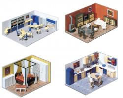 Aménagement intérieur immeuble et maison