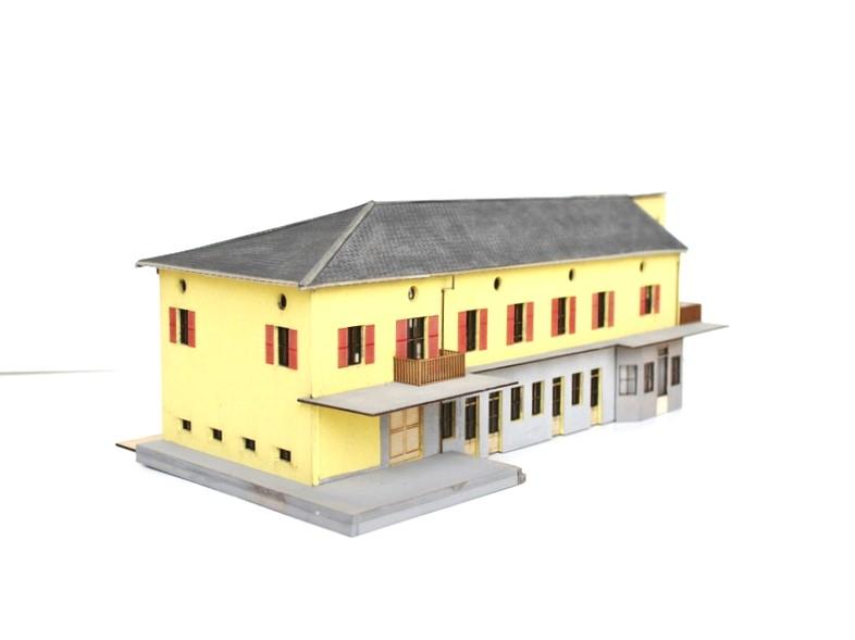 Gare de Campocologno