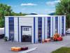 Entrepôt industriel moderne