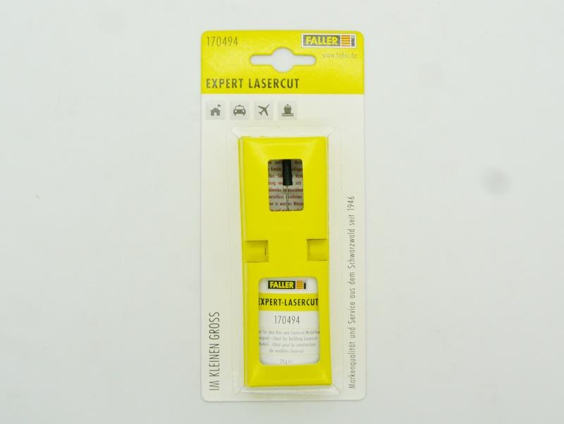 Colle Faller Spéciale Kit Laser