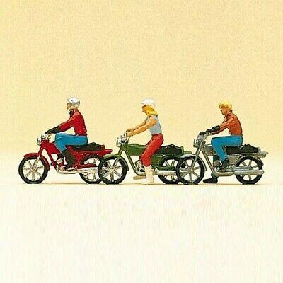 Motos et conducteurs