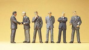 Hommes d'affaire