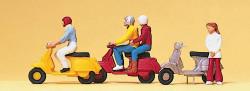 Motos, vélos et scooters