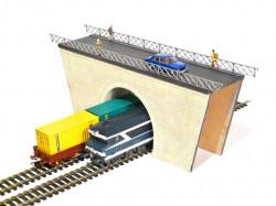 Pont Tunnel Double Voie