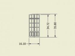 Portes et fenêtres PLM (1/2)