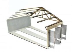 Rotonde - Extension de deux stalles